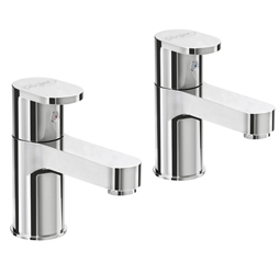 image for Strata Blade Bath Taps (Pair)