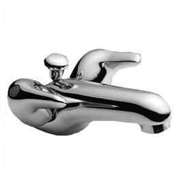 image for Eco Monobloc Basin Mixer