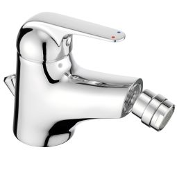 image for Loko Single Lever Bidet Mixer (inc Click-waste)