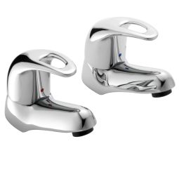 image for Izzi Bath Taps (Pair)