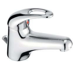 image for Izzi Single Lever Basin Mixer (inc Pop-Up waste)