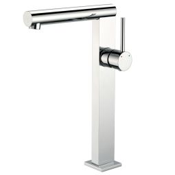 image for Konik Tall Basin Mixer (inc Click-waste)