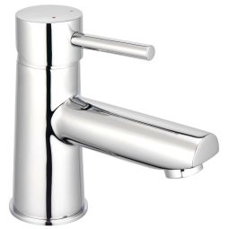 image for Ebro Single Lever Basin Mix (inc Flip-waste)