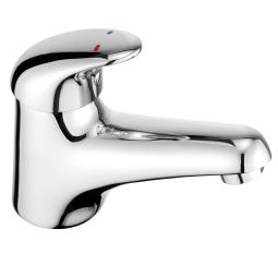 image for Haze Single Lever Mini Basin Mixer (inc Click-waste)