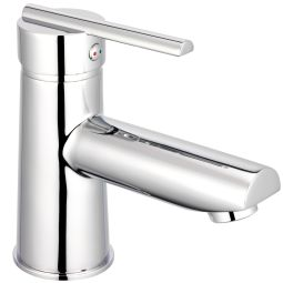 image for Pulsar Single Lever Basin Mixer (inc Flip-waste)