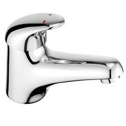 image for Haze Single Lever Waster Saving Basin Mixer (inc Click-waste)