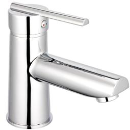 image for Pulsar Single Lever Water Saving Basin Mixer (inc Flip-waste)
