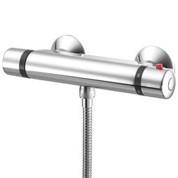 image for Komo Thermostatic Bar Shower Mixer