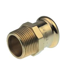 image for S3/6243G Straight male connector.