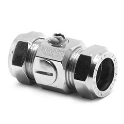 image for Filter Valve Screw Driver Slot Ball valve