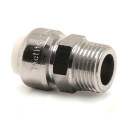 image for T3TCP Straight male connector