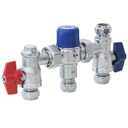 image for PEG402UAX Thermostatic mixing valve TMV3/2