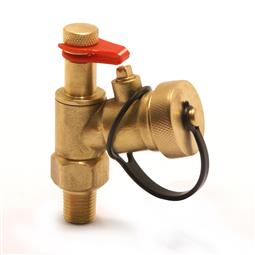 image for Combination Drain Valve Combination Drain Valve for Circulating valves
