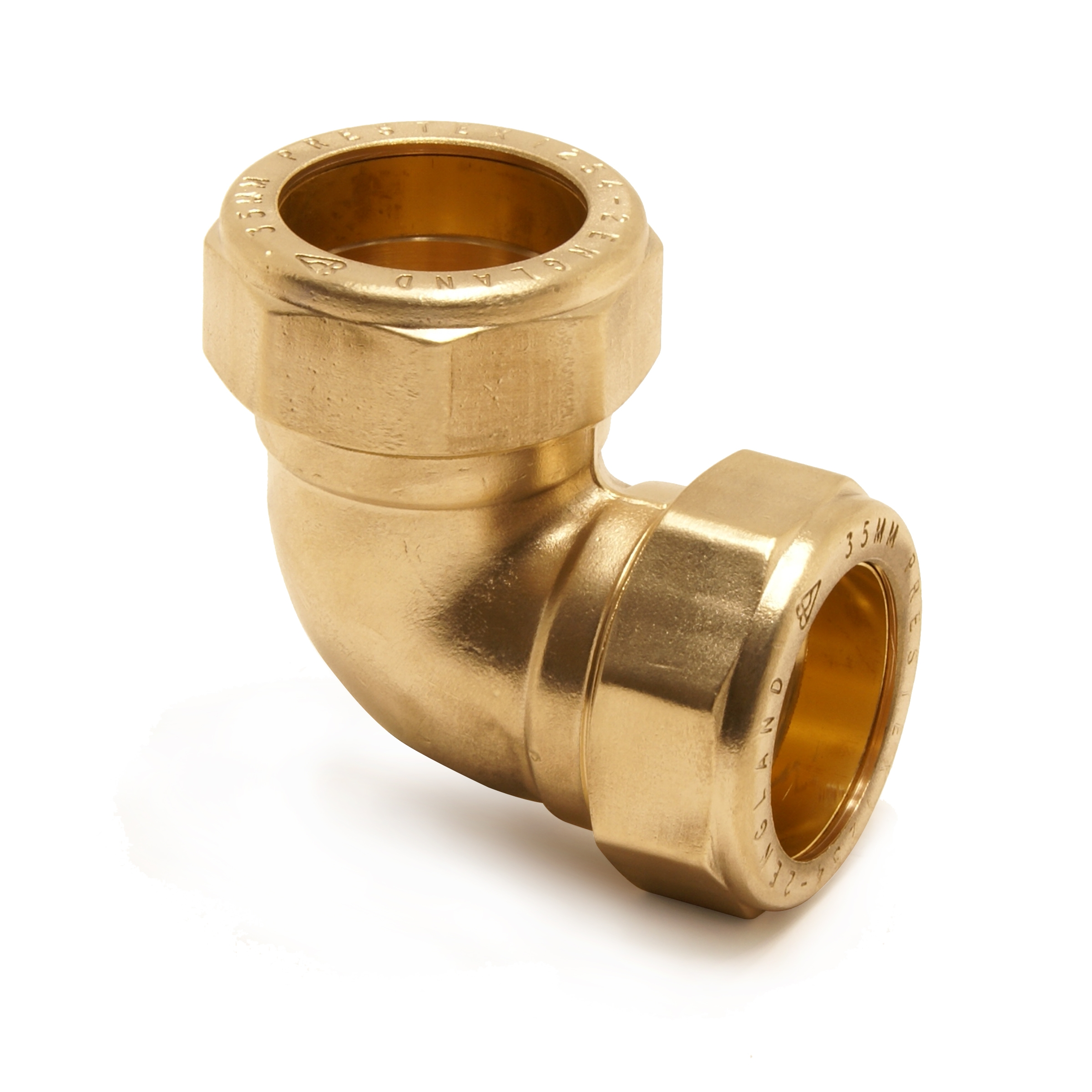 Brass Compression Fittings for Thermoplastic and Soft ...