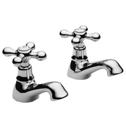 image for Souvenir Basin Taps (Pair)