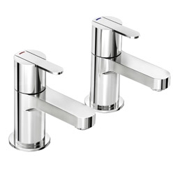 image for Strata Bath Taps (Pair)