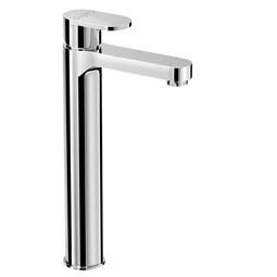image for Strata Blade Tall Basin Mixer (inc Click-waste)