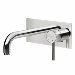 image for Adorn Wall Mounted Basin Mixer (inc Click-waste)