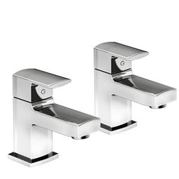 image for Manta Bath Taps (Pair)