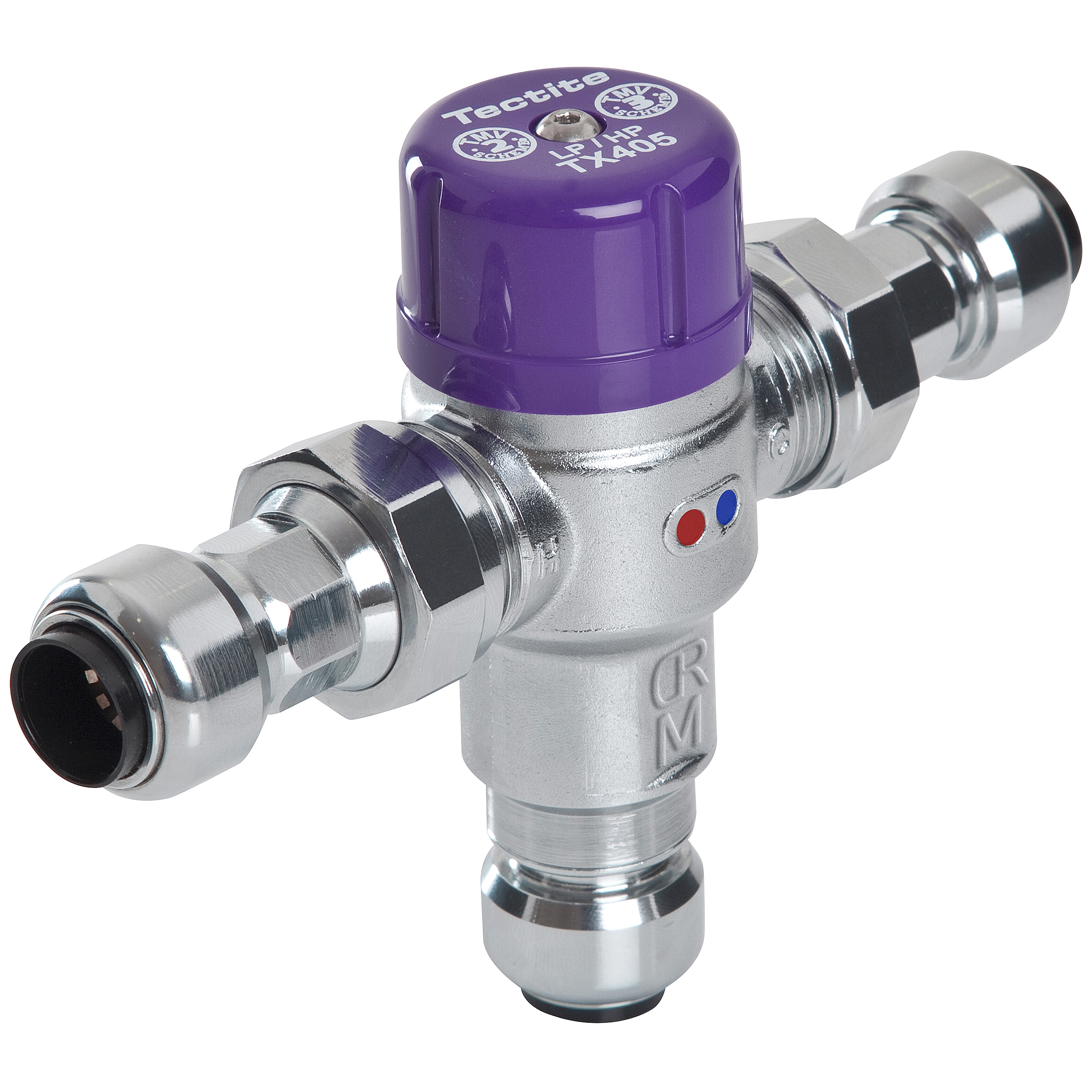 Thermostatic Mixing Valve: Pegler Yorkshire