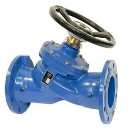 image for V952 Fixed double regulating valve