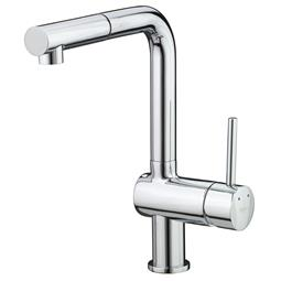 image for Adorn Horizontal Pull-out Spout Sink Mixer