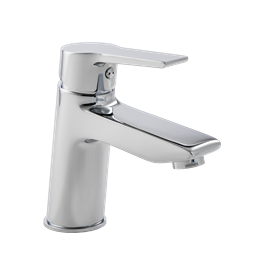 image for Tempest Mono Basin Mixer with Click-Waste