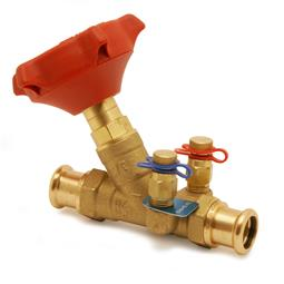image for PS1260 Fixed Commissioning Valve
