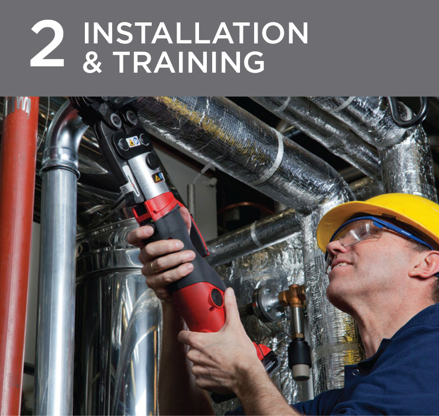 Installation and Training