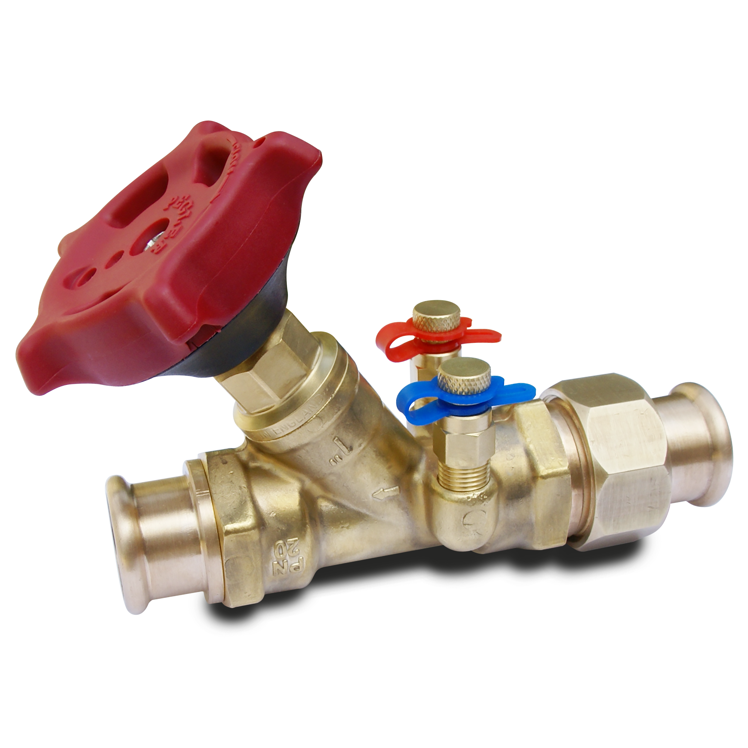 image for PSU1260 (inlet) Fixed Commissioning Valve