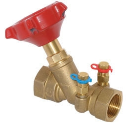 image for 1260 Fixed Commissioning Valve