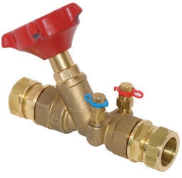 image for 1260C LF Fixed commissioning valve