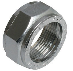 image for Compression Nut Chrome Accessories