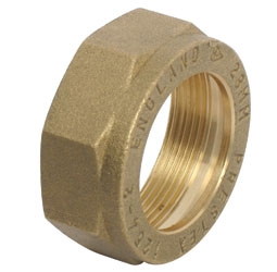 image for Compression Nut Brass Accessories