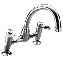 image for 2 Hole sink mixer
