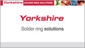 Yorkshire<br /> Solder Ring Training Module