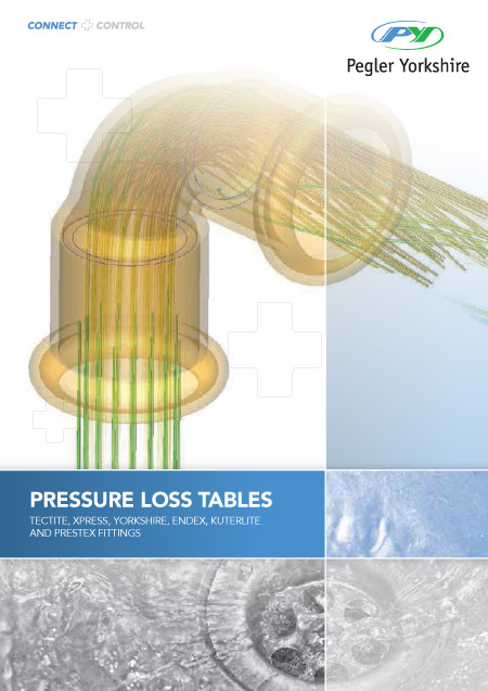 Pressure Loss Tables