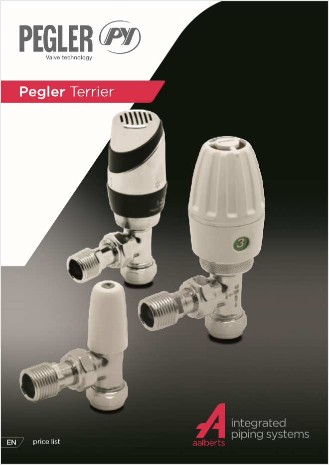 Pegler Terrier Price List February 2020