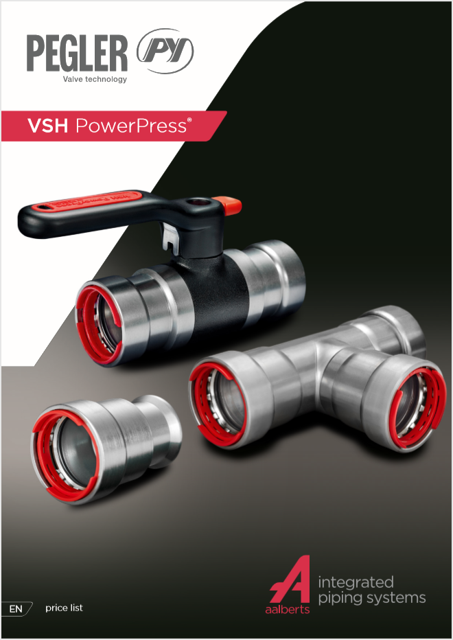 VSH PowerPress Price List
